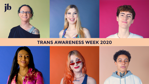 TRANS AWARENESS WEEK X JECCA BLAC
