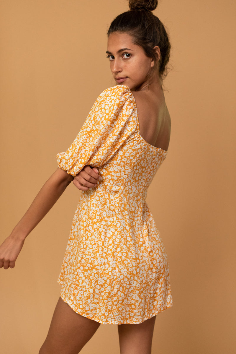 Sunny Days Mini Dress