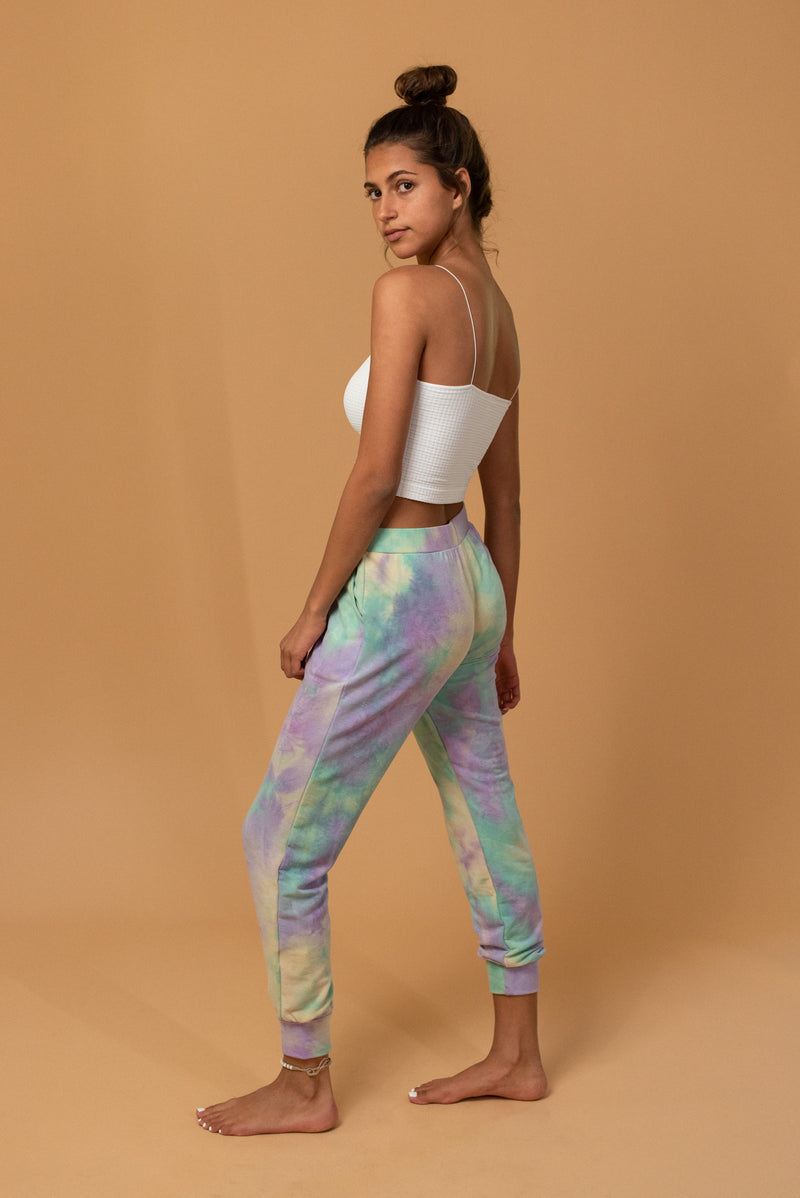 Cotton Candy Joggers