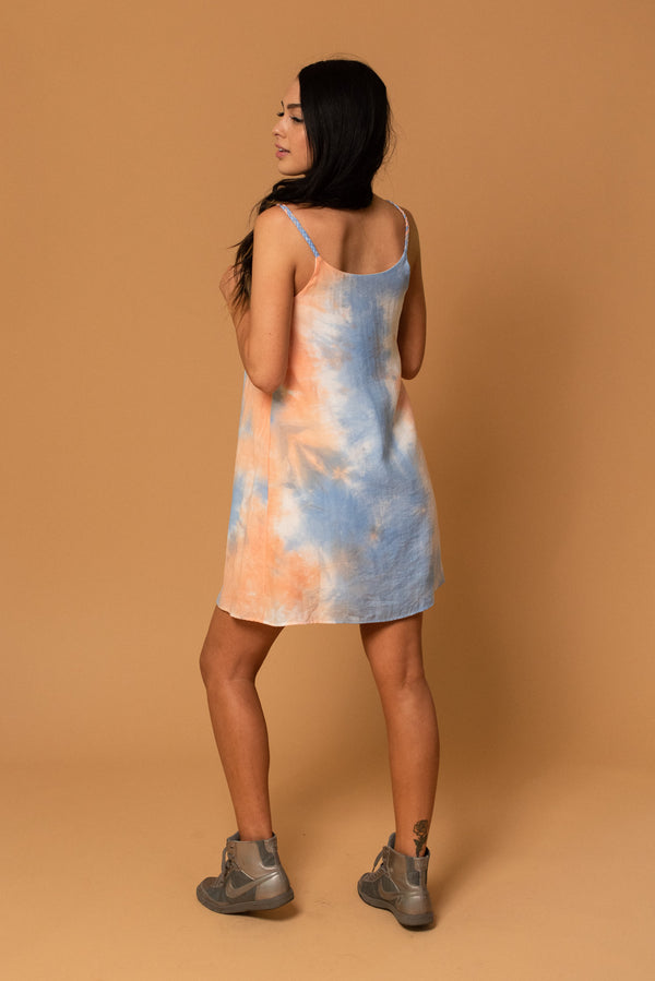 Watercolor Dress