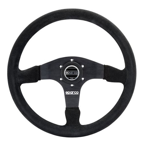 Suede Special Steering Wheel