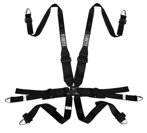 Ultralight HANS 6PT Harness