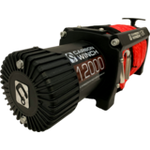 Carbon Offroad 12000lb Electric Winch