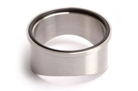 BOV Race Port / Bubba Sonic Stainless Steel Weld Flange
