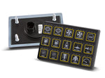 CAN Keypad 15 button (3x5)