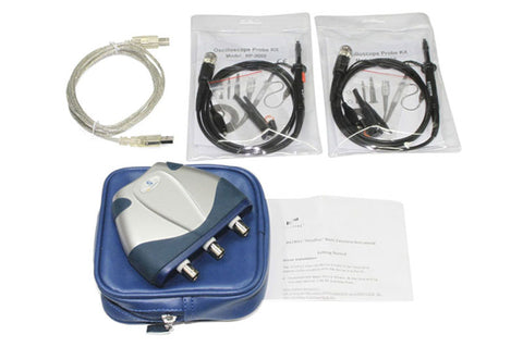 USB Stingray 2CH SCOPE with 2 Probe Kits