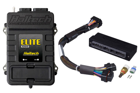 Elite 1000 + Subaru WRX MY97-98 Plug 'n' Play Adaptor Harness Kit