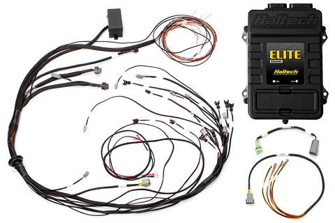 Elite 1000 + Mazda 13B S4/5 CAS with Flying Lead Ignition Terminated Harness Kit