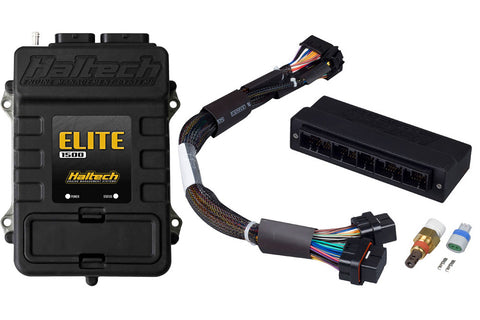 Elite 1500 + Mazda RX7 FD3S-S7&8 Plug 'n' Play Adaptor Harness Kit
