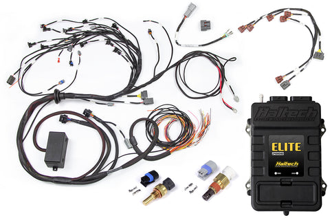 Elite 2000 + Terminated Harness Kit for Nissan RB Twin Cam With Series 1 (early) ignition type sub harness
