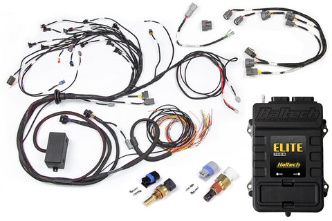 Elite 2000 + Terminated Harness Kit for Nissan RB Twin Cam With Series 2 (late) ignition type sub harness