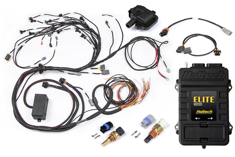 Elite 2000 + Terminated Harness Kit for Nissan RB30 Single Cam with LS1 Ignition Coil & CAS Sub-Harness