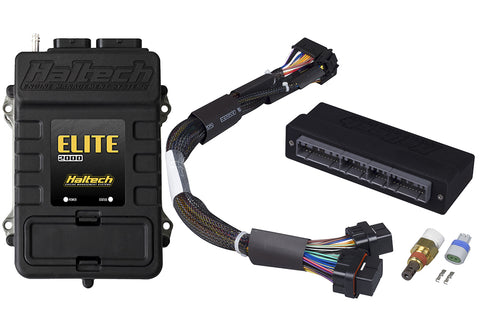 Elite 2000 + Mazda RX7 FD3S-S6 Plug 'n' Play Adaptor Harness Kit