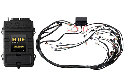 Elite 2000 + GM GEN IV LSx (LS2/LS3 etc) non DBW Terminated Harness Kit