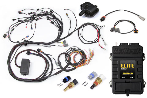 Elite 2500 + Terminated Harness Kit for Nissan RB30 Single Cam with LS1 Coil & CAS sub-harness