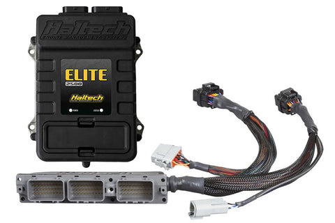 Elite 2500 + Toyota Supra JZA80 2JZ (non VVTi) Plug 'n' Play Adaptor Harness Kit