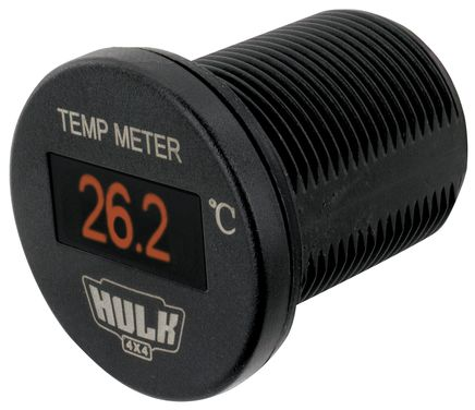 OLED Temperature Meter