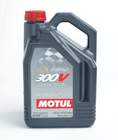 Motul 300V Competition 15w/50 5L