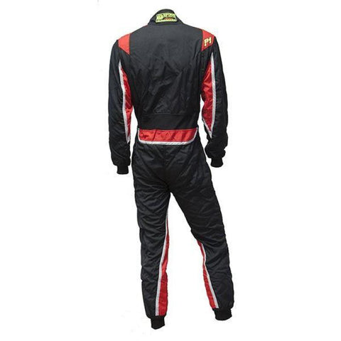 P1 FIA Turbo Race Suit 2 Layer