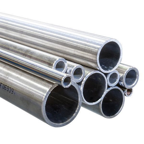Straight Stainless Steel Tube