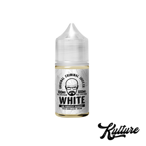 ORIGINAL CRIMINAL WHITE CBD 30ml