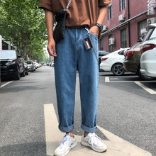 Load image into Gallery viewer, Denim Boyfriend Pants : Ellis