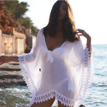 Load image into Gallery viewer, Beachwear Kaftan : Aziza