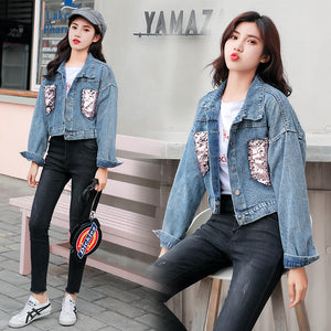 Denim Jacket : Fernweh