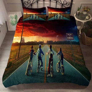 Bed Cover : Void