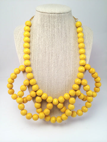 the turkish loop necklace