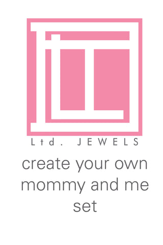 create your own mommy and me set