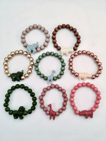 jungle collection bracelets