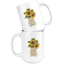 Load image into Gallery viewer, Golden Sunny Affirmations Mug