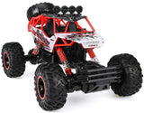 Monster Truck RC électronique Particular sur fond blanc