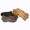 Best Seller - Leather Bracelet Wrap Style, Metal Pyramid Studs, Snap Closure (B029)