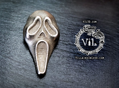 SCREAM Pendant ⛧ VIL ⛧ 3d printed