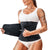 Neoprene Waist Trainer with 2 Brands Prevent Roll up & down