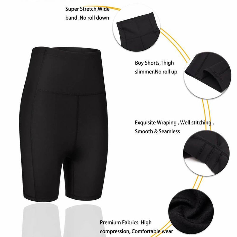 Wonderience High Waist Thigh Slimmer  Panty