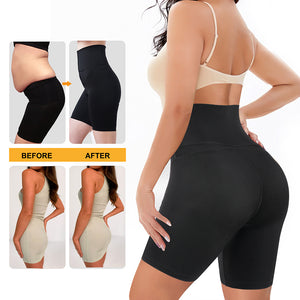 Wonderience Hi-Waist Tummy Control Butt Lifter with Hooks