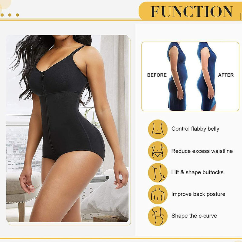 Wonderience Latex Tummy Control Body Shaper (Presale)