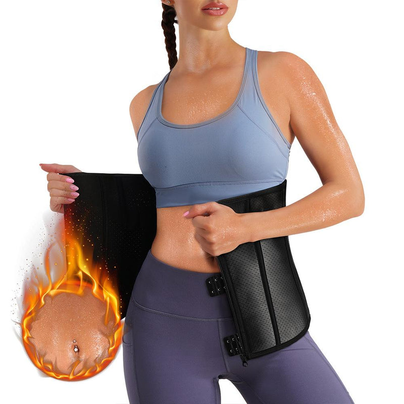 Women's special punching Breathable Waist Trainer - Nebility