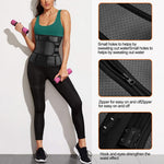Women's special punching Breathable Waist Trainer Details - Nebility