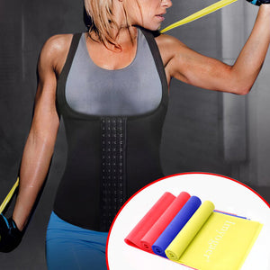 Wonderience  Stretch Exercise Resistance Bands