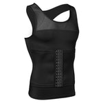 Wonderience  Slimming Compression  Vest with Adjustment Waist Trimmer