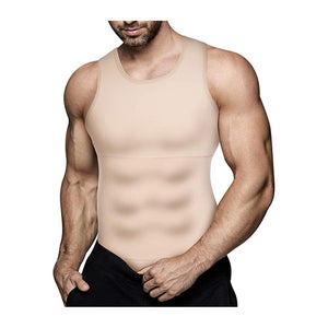 Body Shaper Compression Undershirt