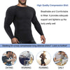 The  wonderience men compression long sleeve undershirt suitable any occasion