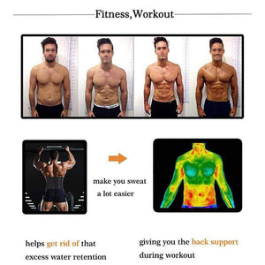 Slimming Waist Trainer for Men