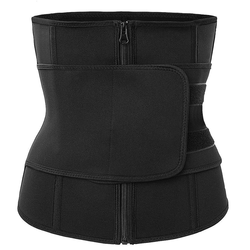 Wonderience  Men Sweat  Waist Trainer Sauna Belt