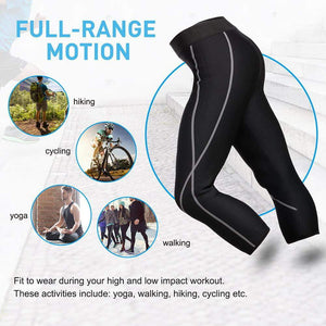 Gym Training Compression Pants