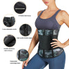 Wonderience Women Camo Slim Sauna Waist Trainer